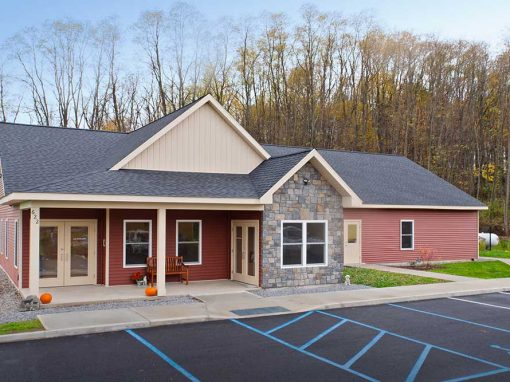 New Construction – Milton Vet Hospital