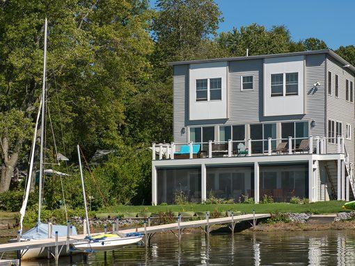 New Construction – Saratoga Lake, NY
