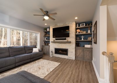 New Construction - Family Room